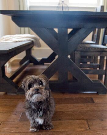 trestle farm table edmonton