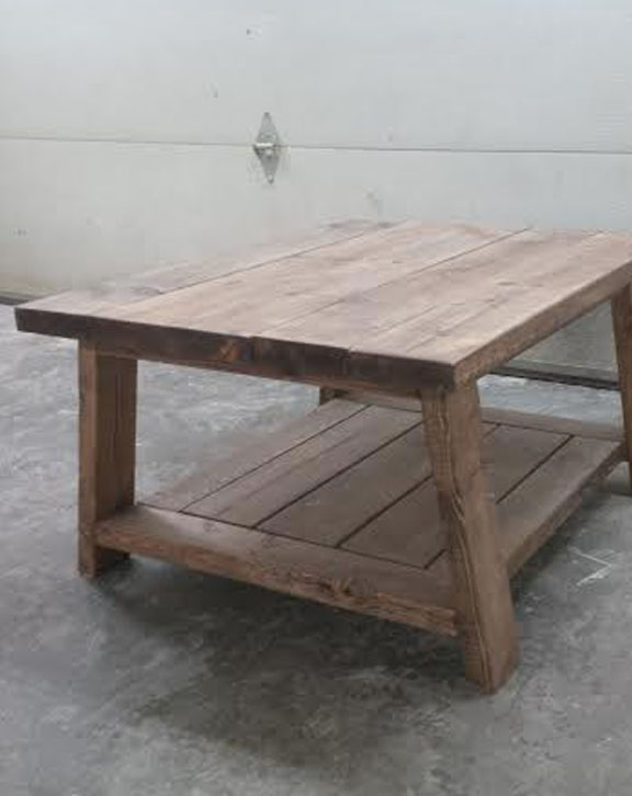 Rocky Mountain Coffee Table
