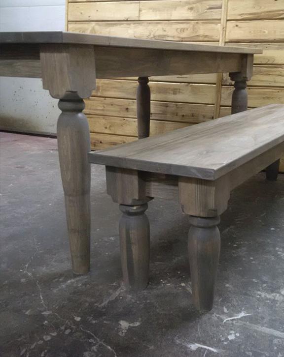 Classic Farm Table