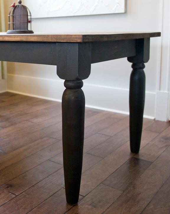 DIY Table & Bench Legs